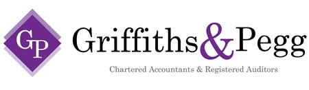 Griffiths & Pegg Chartered Accountants Logo